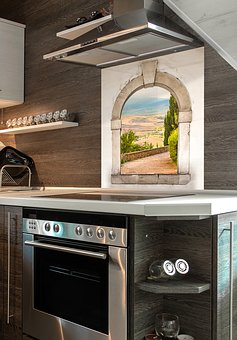 Give Your Kitchen A Modern Look